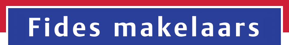 Contact - Logo Fides Makelaars - Westvaartpark