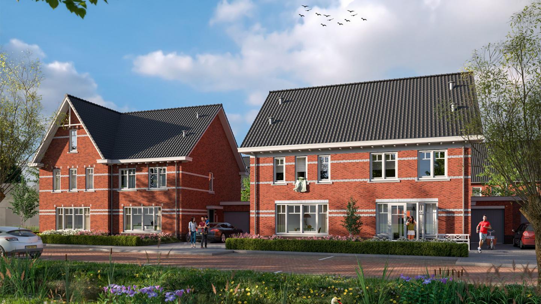 Nieuwbouw Westvaartpark